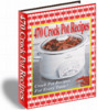 470 Crock pot recipes article plr