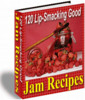Thumbnail Jam, jelly recipes plr