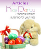 Kids Party Easter Surprise