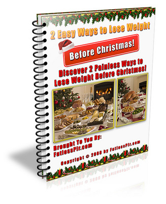 Product picture Lose Weight Before Christmas