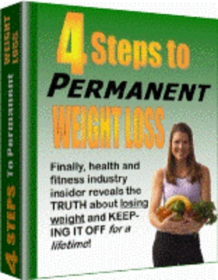 Product picture Steps to Permanent Weight Loss
