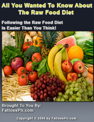 Product picture Raw food quide