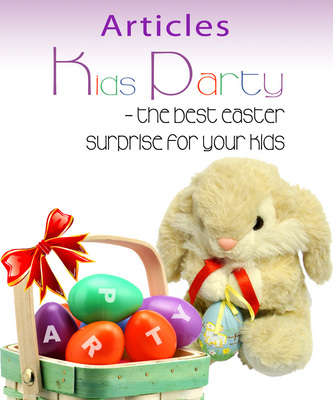 Product picture Kids Party Easter Surprise